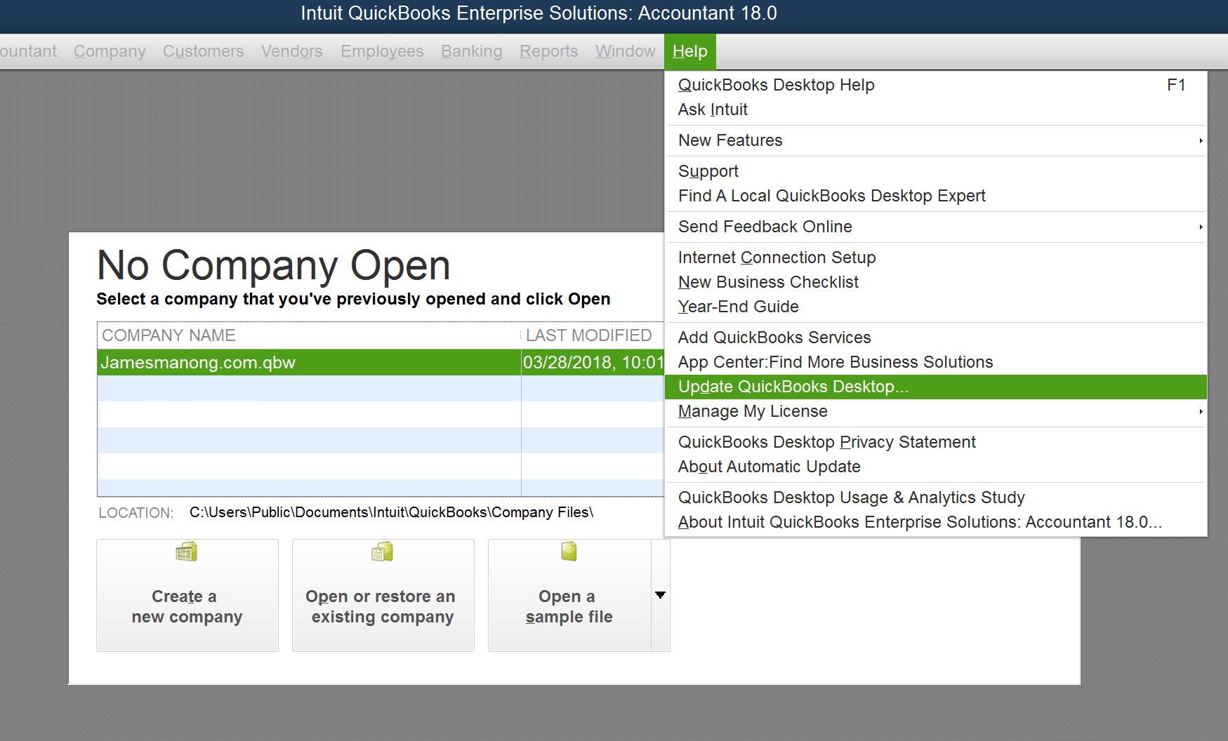quickbooks repair error 1334