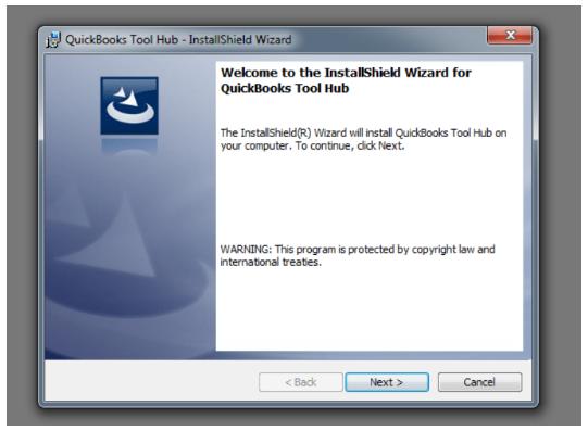 QuickBooks tool hub download