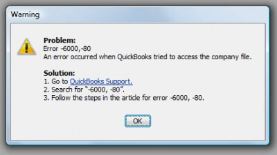 quickbooks error code 6000 80