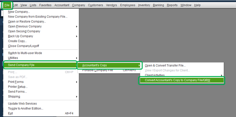 how to open qbw file without quickbooks