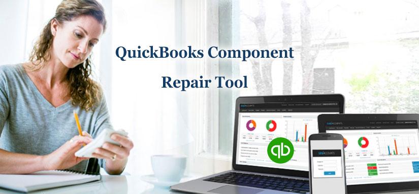 component repair tool quickbooks