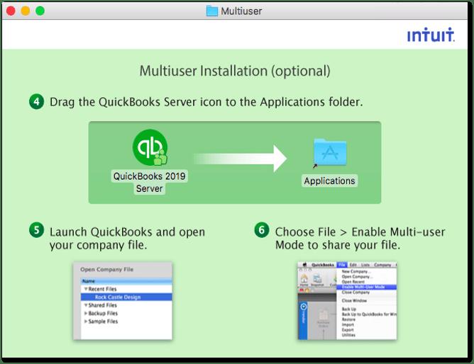 quickbooks multi user enterprise for mac
