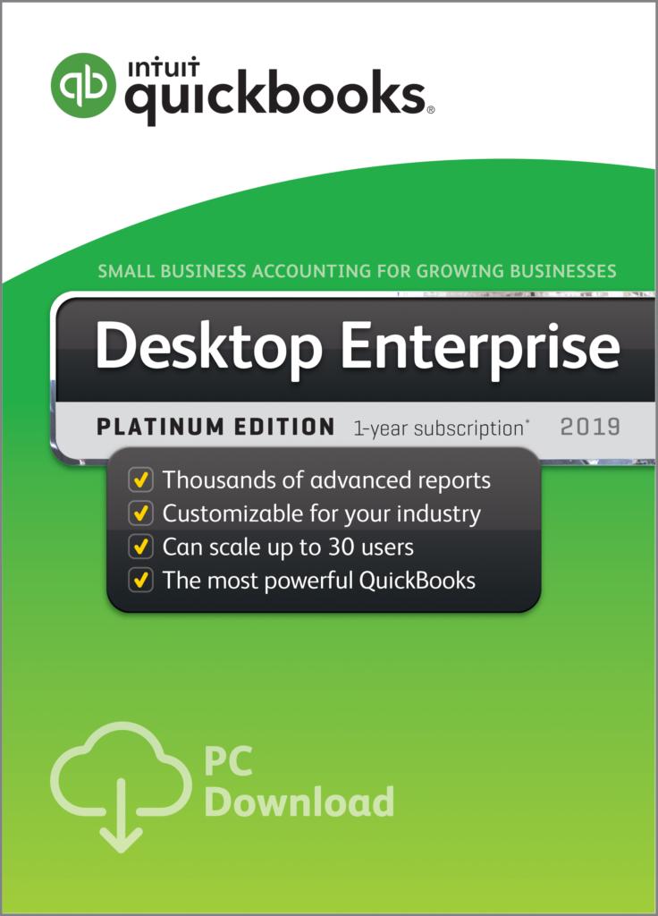 quickbooks enterprise 2019 download,