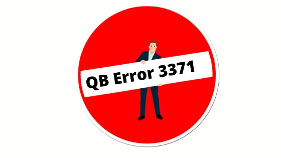 Triggers of QuickBooks Error 3371